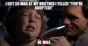 Youre Retarded Meme - childhood confession chunk told my retarded neighbor i couldn t