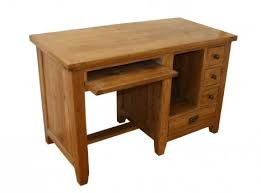 Small Oak Computer Desks For Home Awesome Oak Computer Desk Extraordinary Oak Computer Desk Fancy