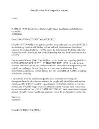 unique emotional support dog letter how to format a cover letter
