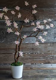 diy cherry blossom branches by lia griffith project home decor