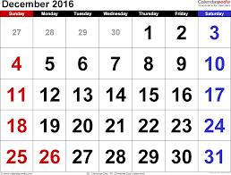 december 2016 calendar pdf archives free printable 2017 calendar