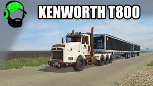 kenworth wiki farming simulator 15 mods mash up kenworth t800 youtube