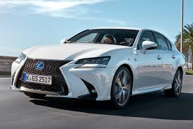 lexus that looks like a lamborghini lexus gs300h executive edition 2016 review by car magazine