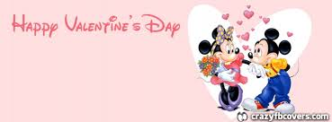 mickey mouse s day mickey and minnie mouse happy valentines day cover