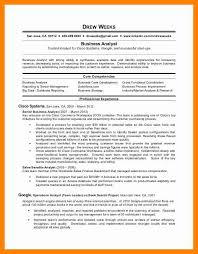 Resume Business Analyst Sample by 8 Business Analyst Resume Samples Doctors Signature