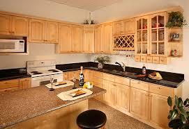 kitchen winsome natural maple kitchen cabinets white appliances