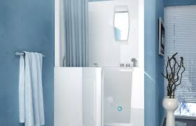 shower wonderful walk in tub shower combo the shower easily