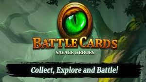 tcg android battle cards savage heroes tcg android gameplay ᴴᴰ