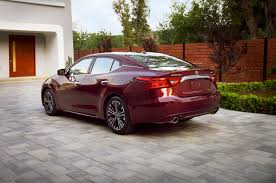 nissan maxima for sale in ga 2016 nissan maxima sr gets blacked out with midnight package