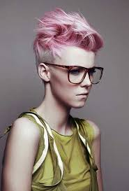 very short edgy haircuts for women with round faces edgy short womens haircuts best short hair styles