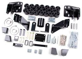 Old Ford Truck Lift Kits - body lift kits zone offroad products