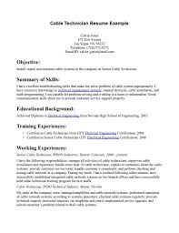 Machinist Resume Samples by Objective For Resume Electrical Engineer Best Free Resume Collection