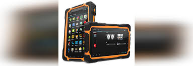new ultra rugged android tablet ip66 mil 810g 20 bis 60