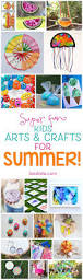 summer craft ideas for kids keep u0027em busy summer crafts