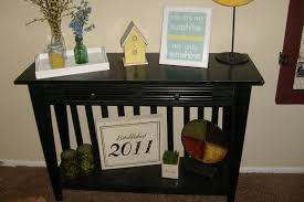 Entrance Hall Table by Inspirations Black Hallway Furniture With Entrance Hall Furniture
