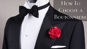 lapel flowers lapel flower pin boutonniere basics how to find the right one