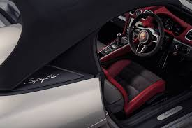 Porsche Boxster Interior - interior porsche boxster spyder uk spec 981 u00272015 u2013pr