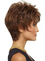 short haircuts with lift at the crown side 1 a classic short textured cut razored layers create