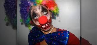 how to create a killer clown makeup look for halloween makeup