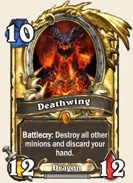 golden card hearthstone wiki