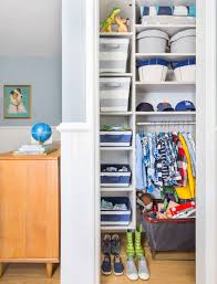 Home Network Closet Design Our Closets Designed And Styled Emily Henderson