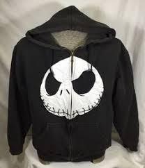 skellington hoodie nightmare before by apurimacshop