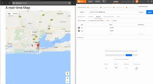 Map Request How To Build A Realtime Map Using Net Pusher Blog