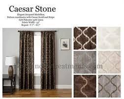 shop curtains by color chocolate brown beige taupe bronze