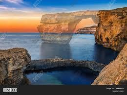 Azure Window Gozo Malta Beautiful Azure Window Image U0026 Photo Bigstock