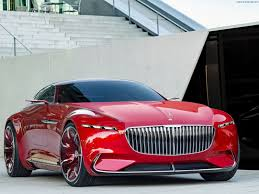 2016 mercedes benz vision maybach 6 concept mercedes benz