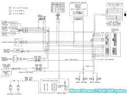 nissan terrano wiring diagram gooddy org