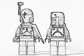 trend lego star wars coloring pages print 1190 unknown