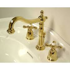 Polished Brass Bathroom Faucets Widespread Best 25 Brass Bathroom Faucets Ideas On Pinterest Brass