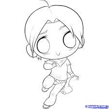 anime chibi sketch drawing a chibi stepstep chibis draw chibi