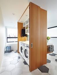 laundry in kitchen ideas laundry bathroom combining ideas with photos small design ideas
