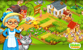 farm town happy city day story 1 95 apk download android casual