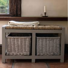 entryway bench with baskets and cushions bench coaster entryway bench with storage baskets and cushions