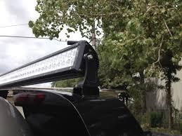 Led Truck Bar Lights by Dodge Aluminum Headache Rack