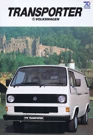 volkswagen japan thesamba com vw archives 1985 vw vanagon panelvan japan