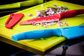 stellar colourtone 4 piece cutting board set sh96