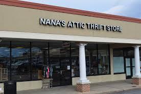 Thrift Shops Near Me Open Now Nana U0027s Attic Thrift Store Dap