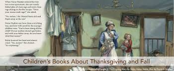 a wynk a blynk and a nod to books about thanksgiving and autumn