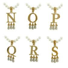 Intial Necklace Anne Boleyn U0027b U0027 Initial Necklace
