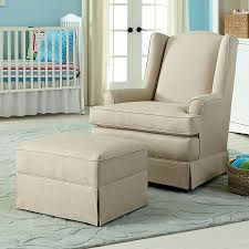 Glider And Ottoman Set For Nursery Mesmerizing Glider Ottoman Set Image Of Glider Chair And Ottoman
