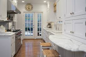 gallery kitchen ideas alluring galley kitchen design ideas 47 best galley kitchen