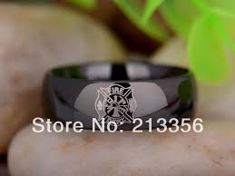 Firefighter Wedding Rings by Firefighter Wedding Bands Lookup Beforebuying