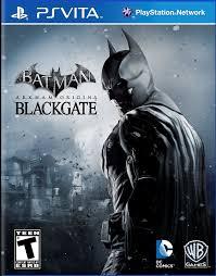 amazon com batman arkham origins blackgate playstation vita