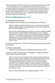 language setting pattern used in society multilingualisms and development by british council india issuu