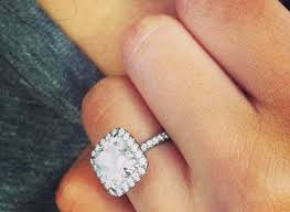 big diamond engagement rings big cushion cut engagement rings svapop wedding antiques