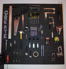 Pegboard How To Hang Pegboard Rettger Galactic